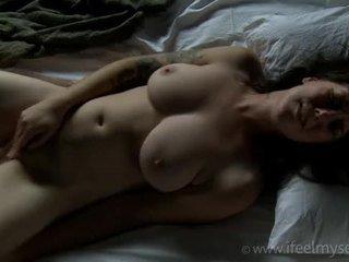 প্রচণ্ড উত্তেজনা, শরীর, masturbating
