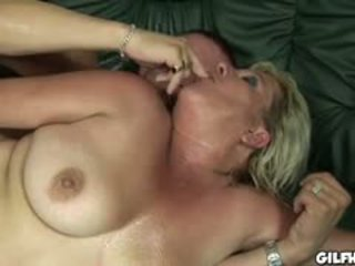 doggystyle, granny, blowjob