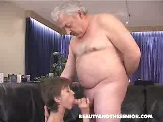 Girl fucked by old men Video