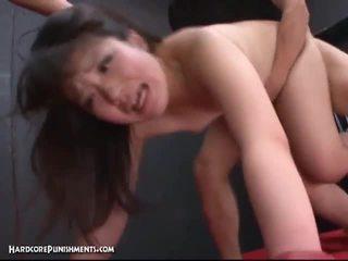 Japānieši skaistule getting ekstrēms verdzība sekss.