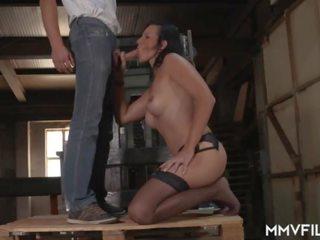 Vācieši anāls māte doing the boss, bezmaksas māte anāls porno video 58