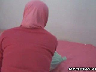 Carina arabo pupa being scopata così difficile in suo fica.