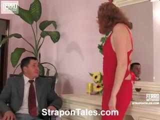 strap-on, kvinnlig dominans, femdom