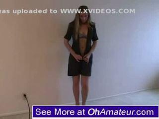 Casting of stephanie amateur sex video