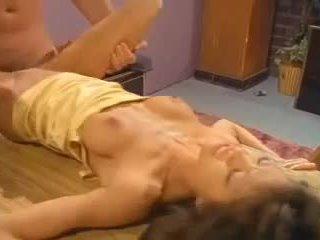 Seksi hottie kobe tai gets kacau keras oleh keras kontol!