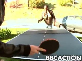 Holly Michaels banged by BBC