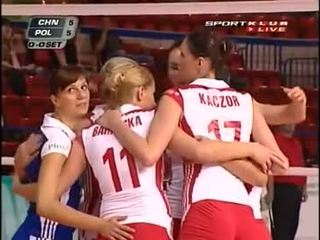 Poland volley задници