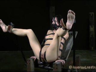 Tortured in upside giù posizione