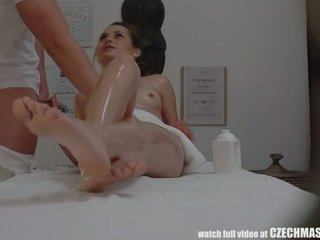 First Hidden Cam In Real Massage Salon
