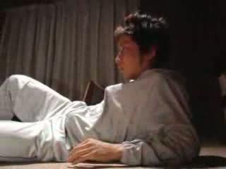 일본의 소년 fucks 그의 단계 어머니 비디오