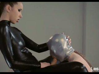 Strapless Dildo , Feeldoe Sex from http://lesb.sexy
