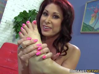 Tiffany mynx picior fetis cu bbc, gratis porno 61