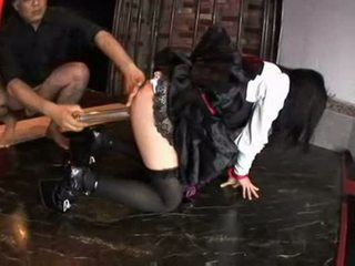 Japonesa punishment enema parte two