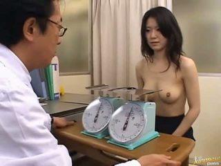 Japanisch av modell süß büro mädchen