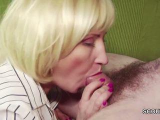18yr alt deutsch junge verführen step-mom masturbation und fick