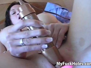 Giant Teen Tits And The Wet Tunnel
