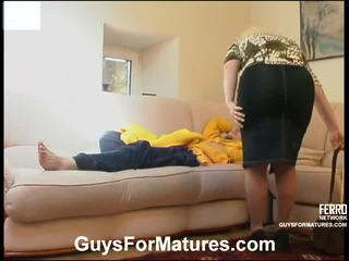 Rosemary And Mike Nasty Mature Video