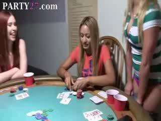 Babeh babes kurang ajar on poker night