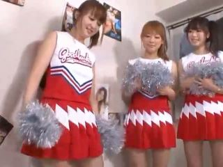 uniform, cheerleaders, asian