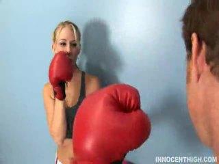 Knockout ar jūsu cockout aizvērt līdz natalie norton