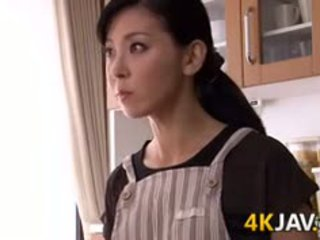 Japanese Wife Gets Fucked