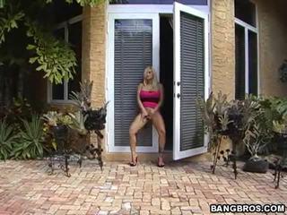hardcore sex, nice ass, busty blondīne katja