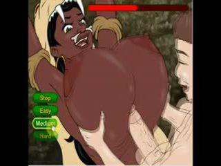 Hentai sekss spēle sekss uz amazon island