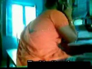 สีส้ม saree aunty ด้วย ลุง shafy