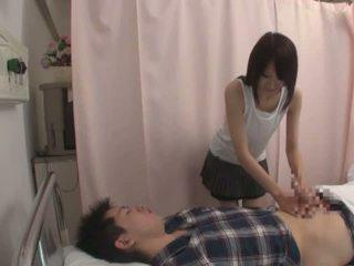 japón, sexy, enfermera