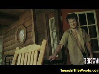 Teensinthewoods marsha kunnen bday bondage