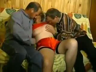 Biseksualu threesomes 6