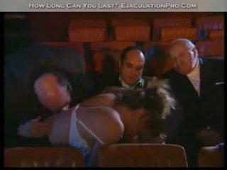 Orgie im die kino w oldies part2