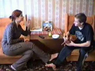 Mai mari sister teaches frate