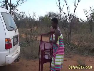 ワイルド アフリカ系 safari セックス 乱交パーティー, フリー ワイルド セックス 高解像度の ポルノの 33