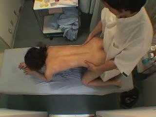 Spycam sức khỏe spa massage giới tính phần 2
