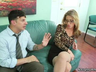 Pleading For Her To Keep Him Onto By Mouth Fucking Her Muff Pie
