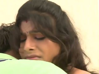 Hot Indian Aunty Getting Foreplay With...