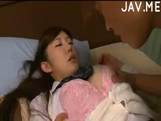 japanisch, blowjob, cumshot