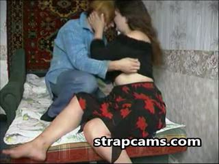 Caliente step-mom confesses su obsession con su step-son