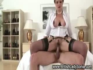berkualiti british, ideal cumshot, femdom ideal