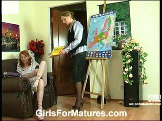 Madge irene mama di lesbian tindakan