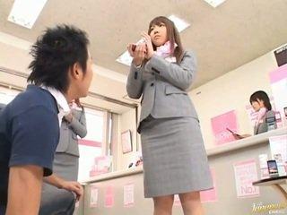 Japonská av modelu kořist tápal