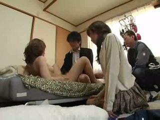 orgias, japonés, pussyfucking