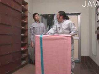 יפני, תחתונים קצרים, פטיש