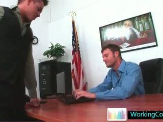 Kirk having karstās gejs porno treesome
