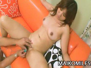 Hitomi Fujiwara Horny Japanese Mom Fuc...