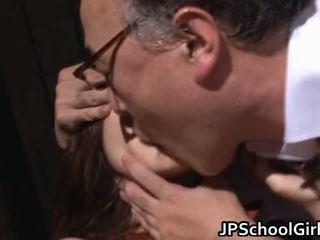 Cute School Girl Fucking With Teacher