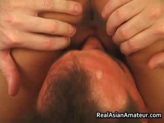 Aasia hoor anaal perses kuigi ratsutamine tema