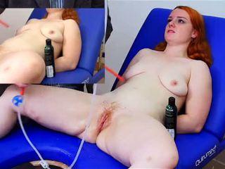 redhead, bdsm, klisteer