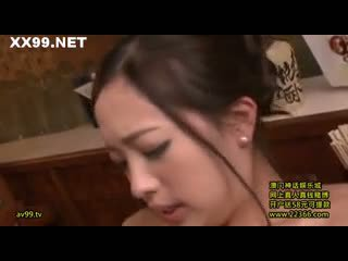 Młody żona szef seduced personel 06